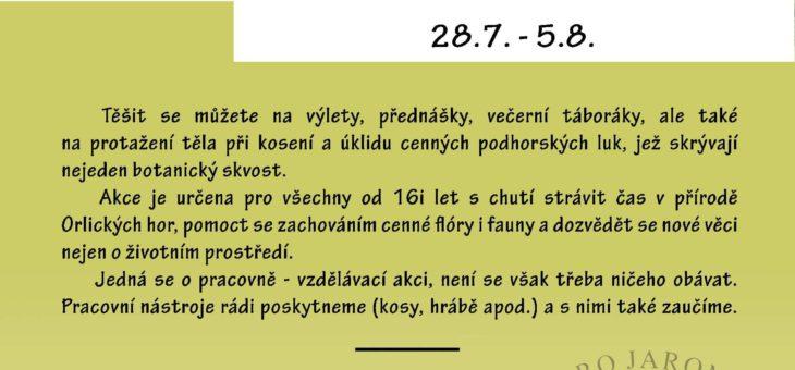 Pozvánka na Olešenku